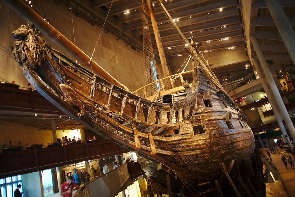中世の軍艦 ヴァーサ号の悲劇 - スウェーデン新聞